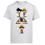t shirt one piece luffy