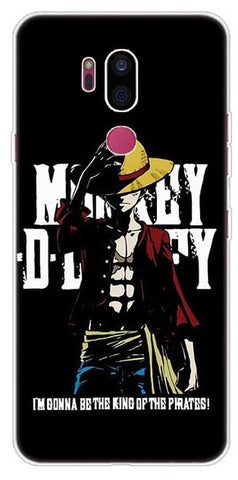 One Piece LG Case <br> Luffy the Pirate