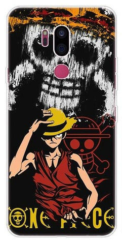 One Piece LG Case <br> Luffy (East Blue)