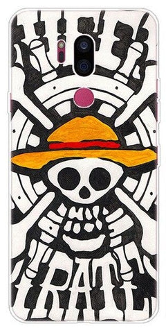 One Piece LG Case <br> Straw Hat Jolly Roger