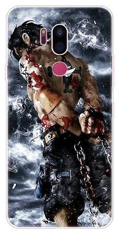 One Piece LG Case <br> Ace Marineford