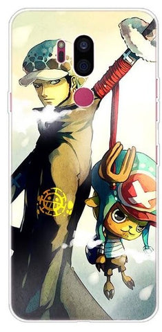 One Piece LG Case <br> Law and Chopper
