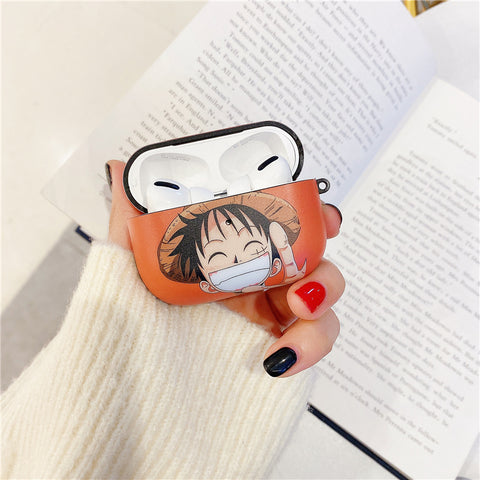 luffy one piece airpod pro case