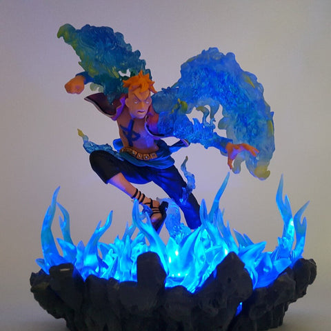 one piece anime lamps