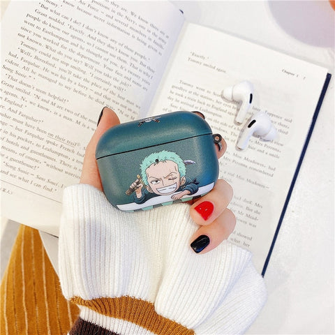 one piece zoro airpod pro case