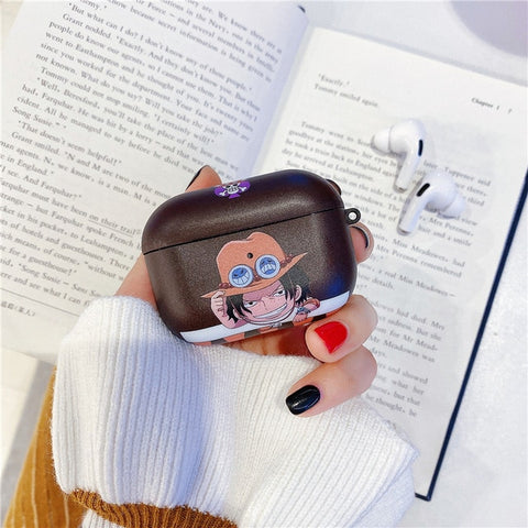 one piece ace airpod pro case