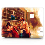 one piece macbook pro cover