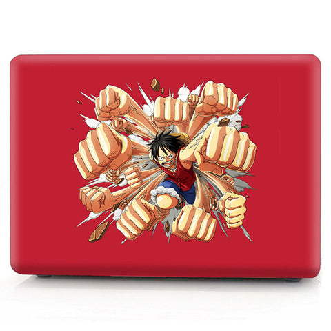 One Piece Laptop Skin <br> Luffy Gatling Gun