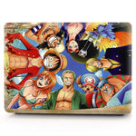 one piece macbook pro case