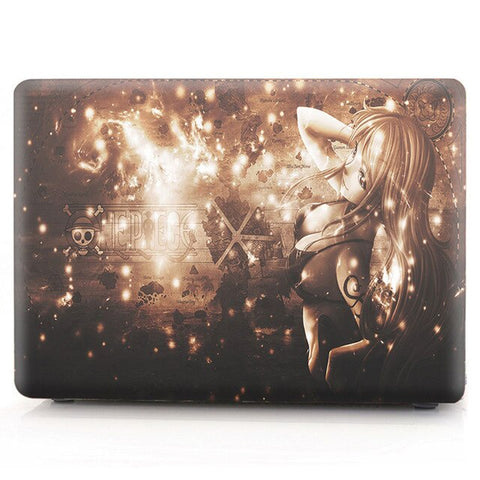 one piece nami laptop skin