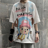 chopper shirt one piece