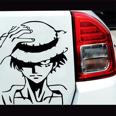 straw hat car accessories