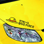 bumper one piece sticker