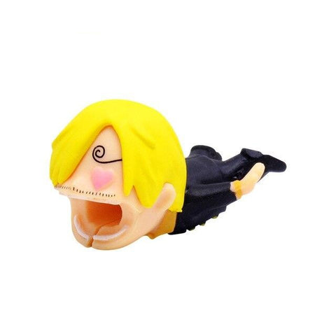 one piece sanji cable protector
