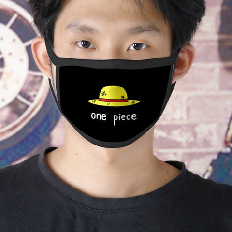 One Piece Face Mask <br> ONE PIECE