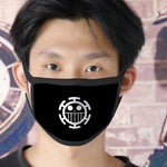 trafalgar law face mask