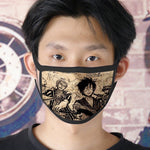 one piece official face mask