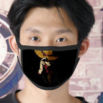 luffy mouth mask