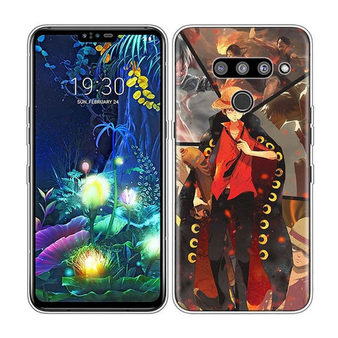 One Piece LG Case <br> Luffy Strong World