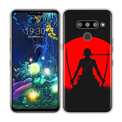 One Piece LG Case <br> Bloodmoon Zoro