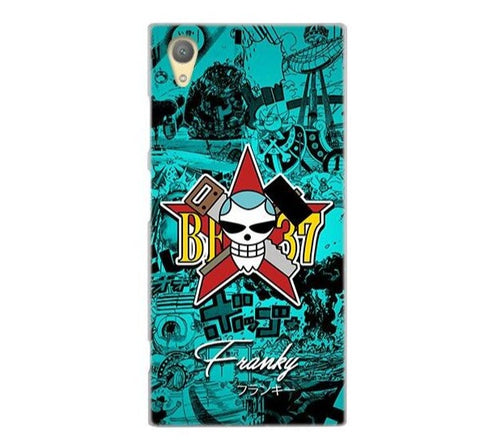One Piece Sony Case <br> Franky Jolly Roger