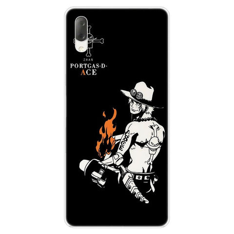 One Piece Sony Case <br> Ace