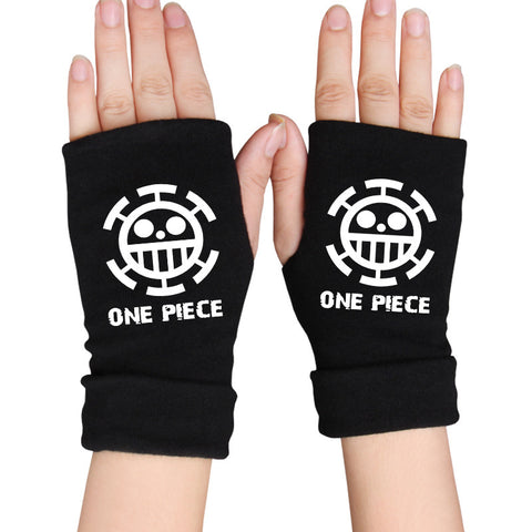 one piece law gloves