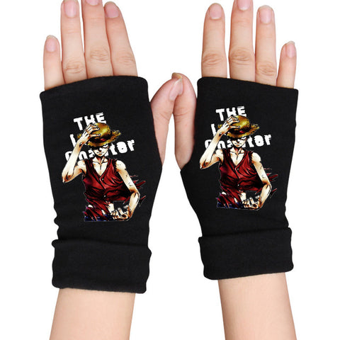 monkey d luffy gloves