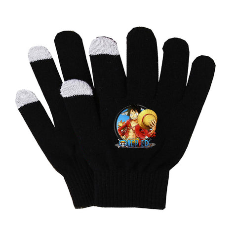 One Piece Gloves <br> Logo