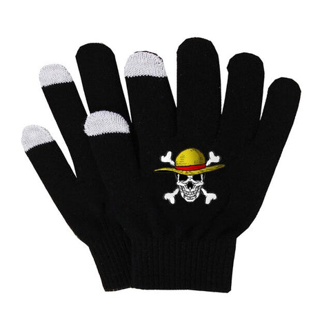 one piece winter gloves
