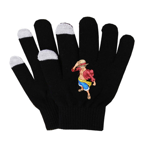 luffy gloves