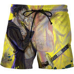 trafalgar law swim short