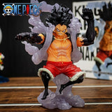 luffy snakeman figure