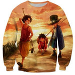 one piece ace sweatshirt