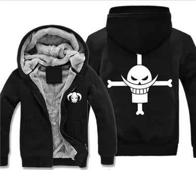 whitebeard pirates jacket