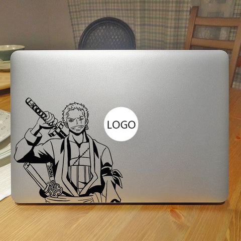 zoro one piece sticker