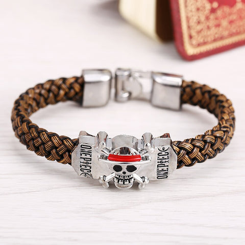 one piece luffy's arm bracelet