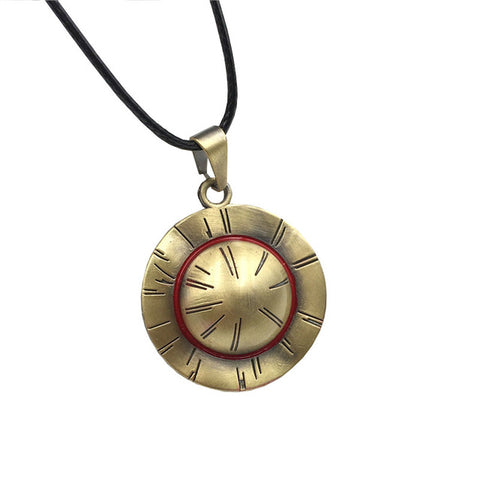 luffy necklace