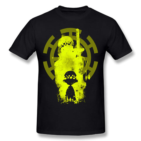 one piece trafalgar law shirt