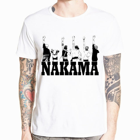 one piece nakama shirt