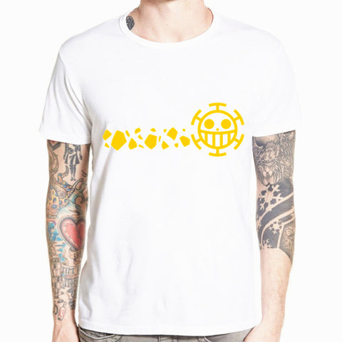 one piece law t shirt