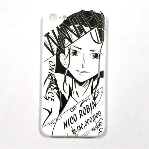 nico robin iphone case