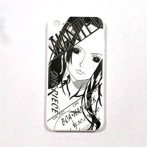 boa hancock iphone case