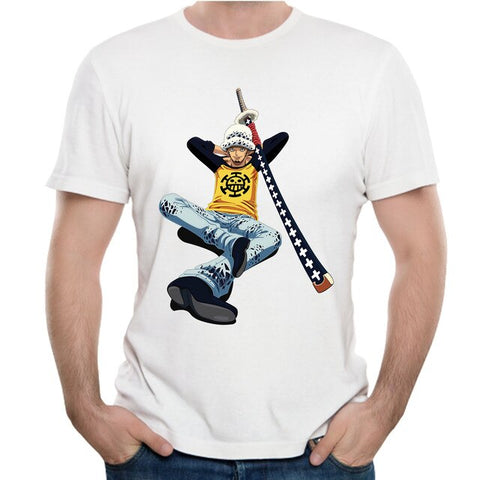 one piece law shirt