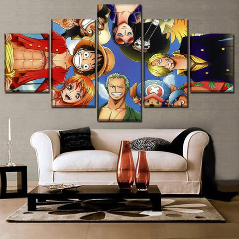 one piece wall decor