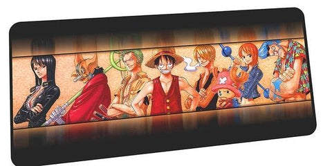 one piece robin mouse pad