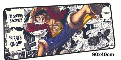 luffy mouse pad