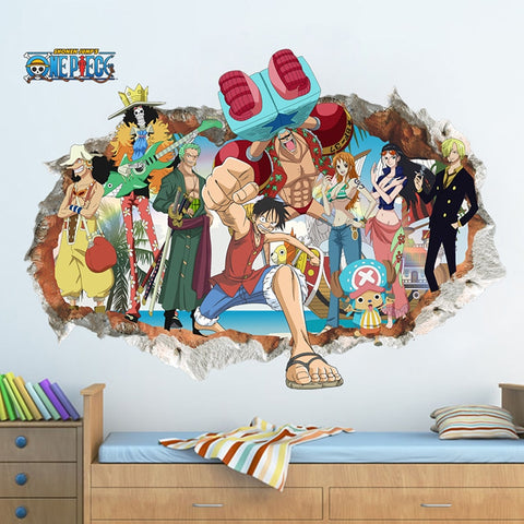 straw hats pirates sticker