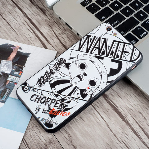 chopper iphone case