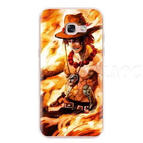 One Piece Phone Case Samsung <br> Fire Fist Ace